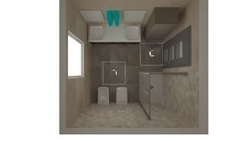 BAGNO PRINCIPALE Classic Bathroom Roberto Laganaro