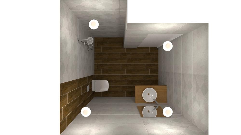 Камения Начева 1 Classique Salle de bain Adriyan Jordanov