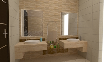 ALI KTERI MN MJLS BT Traditional Bathroom OBEID GENERAL TRADING