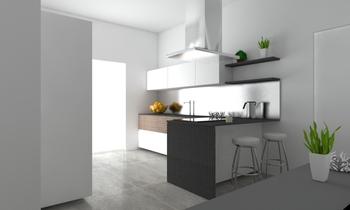 Cucina rimadesio Modern Kitchen MERCEDES VIGO