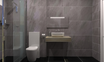 John and Steph Guest Room... Classic Bathroom Ceramiche Sdn Bhd Feruni China