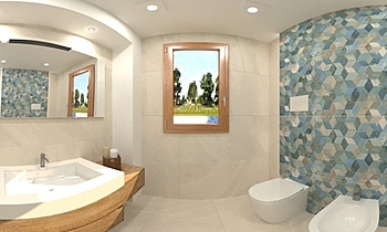 ideaprogetto Classic Bathroom vincenzo ditaranto