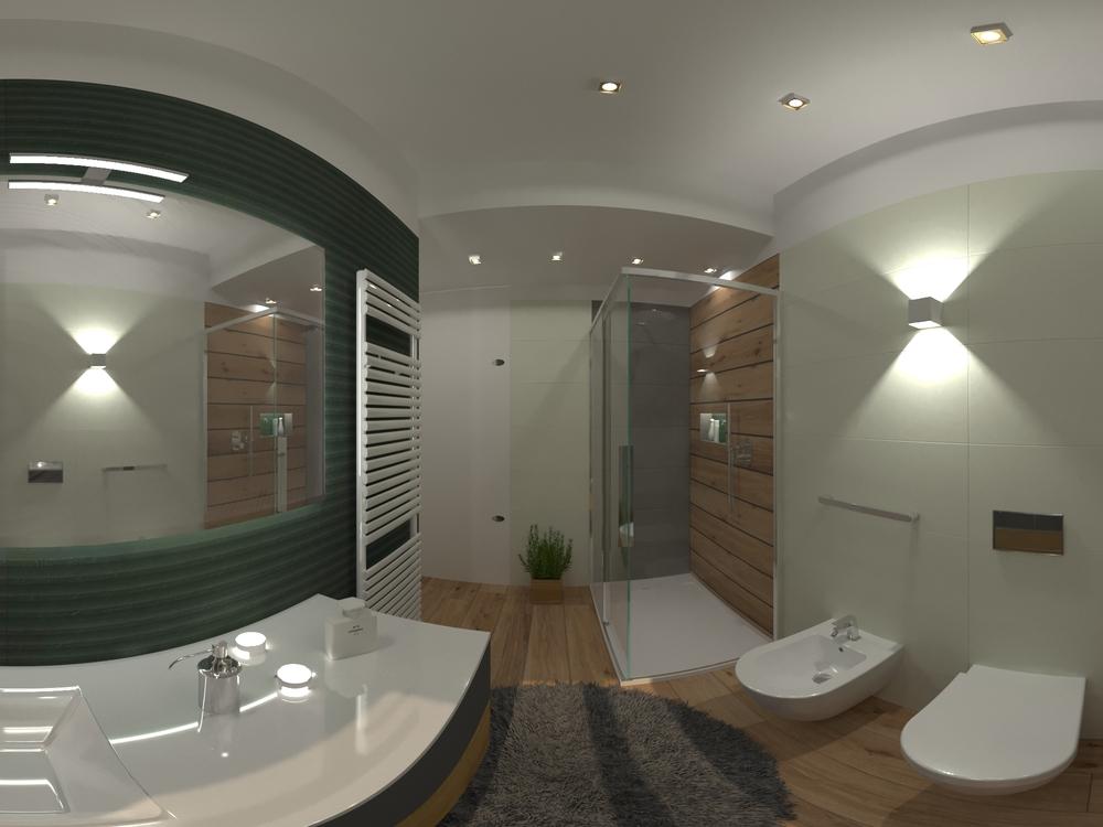 MARAZZI OFICINA 7   , BAG... Modern Bathroom Ceramiche Masala sas
