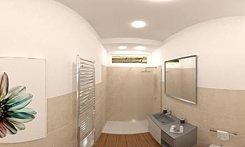 LA MANNA Modern Bathroom PIERA CASTIGLIONE