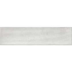 Poema White Shiny 7,5x30 30x7.5 cm ITT Ceramic Creative - Poema