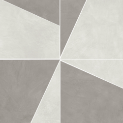 37,5X37,5 Resina Mos.Diagonal Terra 37.5x37.5 cm MO.DA Resina