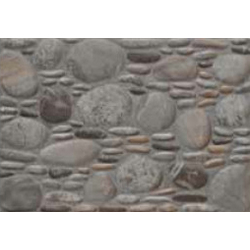Coble Stone Antracita 50x33 cm Rak Ceramics Coble Stone