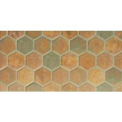 พิกเซล เรโทร เยลโล่ 12x24 *A 60x30 cm Boonthavorn Ceramic Rci