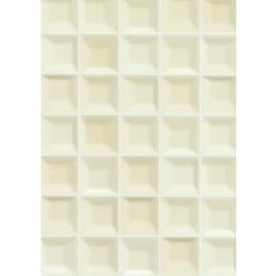 เพียว ซิตี้ คิวบ์ วานิลลา 10X16 A    (1076990) 25x40 cm Boonthavorn Ceramic CottoBoon