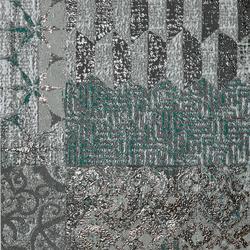 "STUDIO 50 Inserto Rococò Green s/4 30x30 . 12""x12"" rett 30x30 cm Serenissima STUDIO 50"