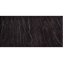 LIGHT XISTO PRETO 60x30 cm Revigres Light - Light Floor Xisto