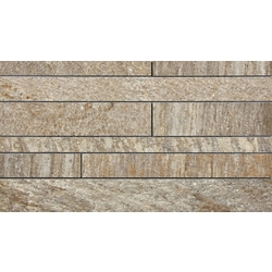 muretto quarzite gold 45x20 cm Unicom Starker Quarzite