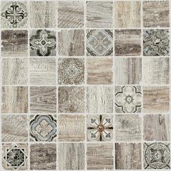 Florence Beige 30x30 30x30 cm Boxer Mosaics Marble