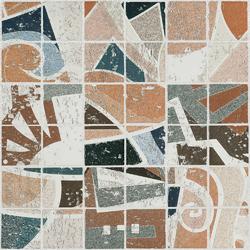 Picasso Multicolor 30x30 30x30 cm Boxer Mosaics Marble
