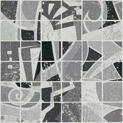 Picasso Grey 30x30 30x30 cm Boxer Mosaics Marble