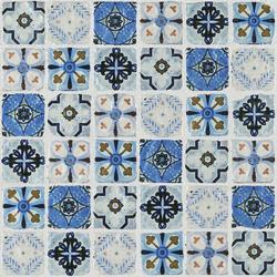 Naples Sky 30x30 30x30 cm Boxer Mosaics Glass