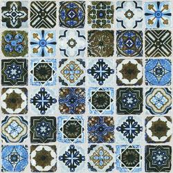 Venice Multicolor 30x30 30x30 cm Boxer Mosaics Glass