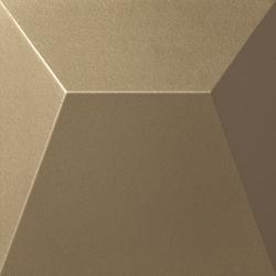 Poliedro Metal Oro 12,5x12,5 12.5x12.5 cm Boxer Mosaics Idee