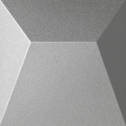 Poliedro Metal Argento  12,5x12,5 12.5x12.5 cm Boxer Mosaics Idee
