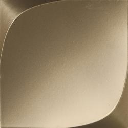 Wave Metal Oro  12,5x12,5 12.5x12.5 cm Boxer Mosaics Idee