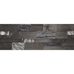 Wood Marble Black 21x60 60x21 cm Boxer Mosaics Idee