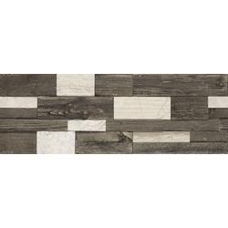 Wood Marble Tortora 21x60 60x21 cm Boxer Mosaics Idee