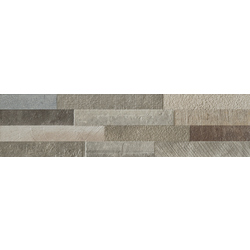 Geo Multicolor 15x61 61x15 cm Boxer Mosaics Idee