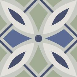 Cementina Vintage Multicolor 20x20 20x20 cm Boxer Mosaics Idee