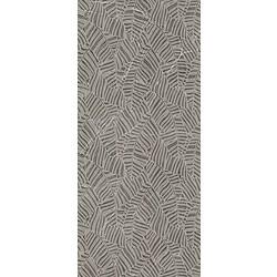 DECORO FOGLIE BLANC DU BLANC SOFT 120X270 120x270 cm Ariana Nobile