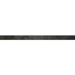 PROFILO BLACK STORM            20x1.2 cm Cir Materia Prima