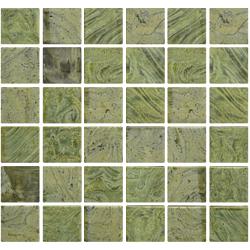 MOS MALAK v50 30*30 VERDE 30x30 cm DECORCERAMICA Mosaico