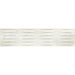 Struttura Stream Inox Rettificato 120x30 cm Novabell Forge Metal