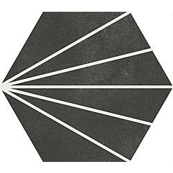 sunny obsidiana  26x23 cm APE Cerámica Klen