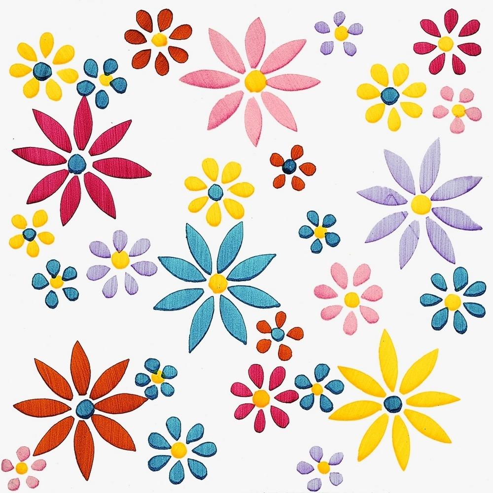 Fiorellini 02 collezione primavera vietrese di mavi for Seresi arredo bagno camerano an
