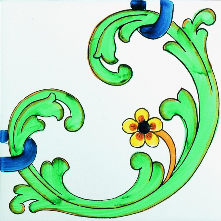 Cetara collezione tradizione di mavi ceramica tilelook for Seresi arredo bagno camerano an