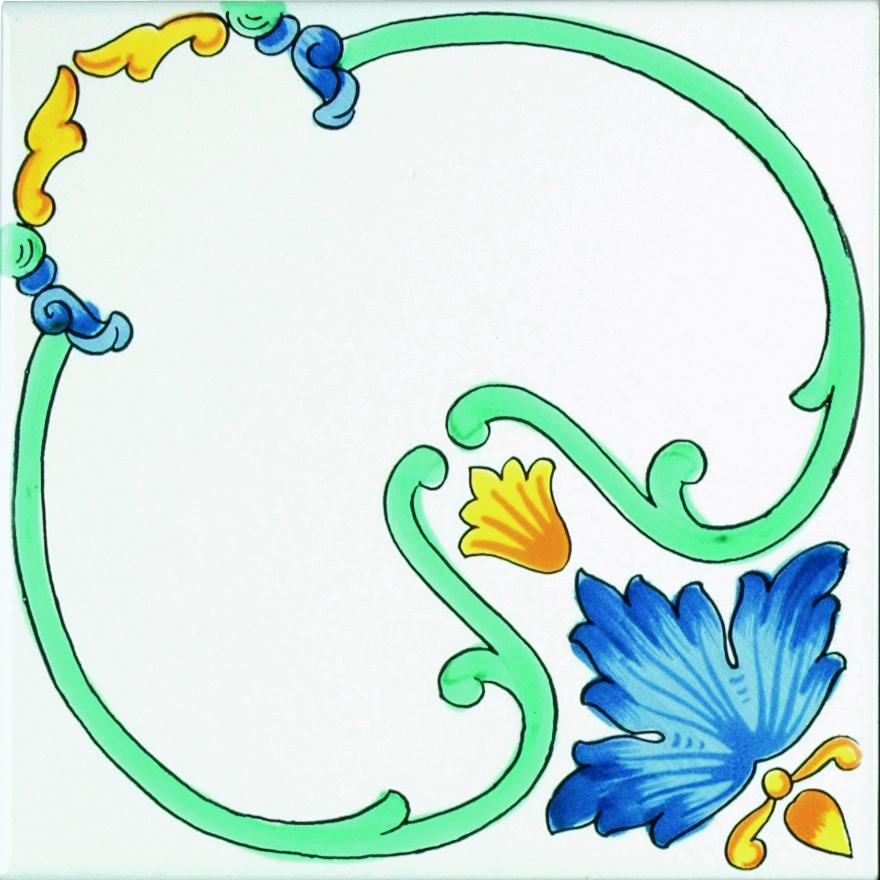 Corbara collezione tradizione di mavi ceramica tilelook for Seresi arredo bagno camerano an