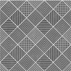 เหลี่ยมโรมัน-เทาเข้ม 16X16 *A 40x40 cm Boonthavorn Ceramic Sosuco