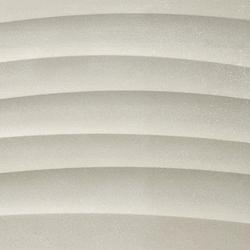 30x90 biocrete clay wave 90x30 cm Cisa Biocrete