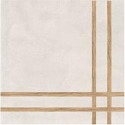 4 LINES CEMENTO 1 BIANCO 60X60 60x60 cm Ceramica Fioranese SFRIDO