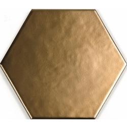 GEOM GOLD MATT (XA-GEG-MTM2) *A 20x18 cm Boonthavorn Ceramic Alea