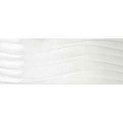 Global Wave Bianco Lux 45x120 120x45 cm Novabell Global