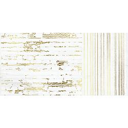 Lumia Gold White 60x30 cm Brennero Ceramiche Venus