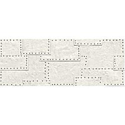 Grunge white fizz 120x45 cm Aparici Grunge Wall