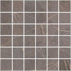 Mosaico 5X5 Soap Coffee  30x30 cm Cercom Cercom Soap Stone