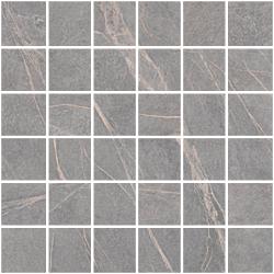 Mosaico 5X5 Soap Grey  30x30 cm Cercom Cercom Soap Stone