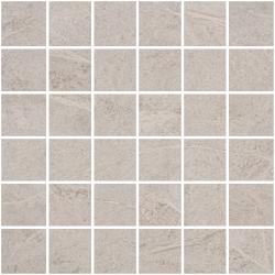Mosaico 5X5 Soap White  30x30 cm Cercom Cercom Soap Stone