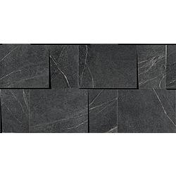 Mosaico 3D Soap Black  60x30 cm Cercom Cercom Soap Stone