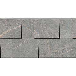 Mosaico 3D Soap Grey  60x30 cm Cercom Cercom Soap Stone