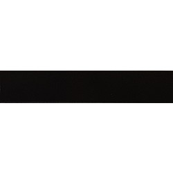 Art Deco zwart 2.8x10 10x2,8 cm Albarello Art Deco
