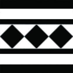 4063 patrones de Leo 25mm ancho grosgrain cenefa
